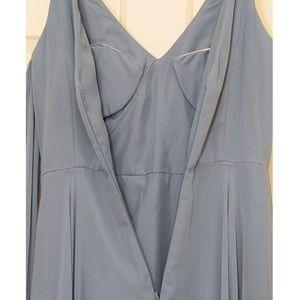 fe67a8d2562 After Six Dresses - After Six Bridesmaid Dress 1511 Size 4 Larkspur